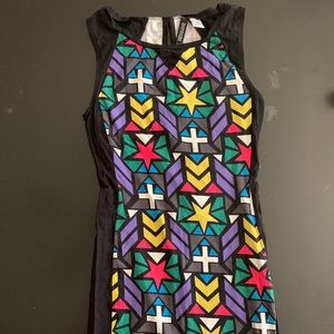 H&M Divided Size XS Body Con Dress